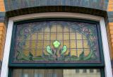 Jugendstil window