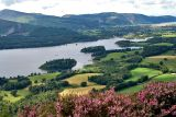 Derwent Water, view from Walla Crag