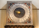 Paolo Uccello's clock  (1443)