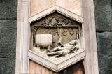 Donatello, the drunkenness of Noah