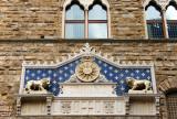 entrance of the Palazzo Vecchio