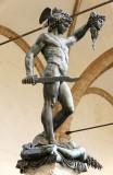 Benvenuto Cellini's Perseus and Medusa