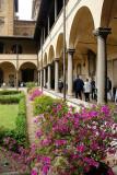 San Lorenzo, cloister