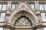 Santa Croce, portal