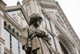 Dante and Santa Croce
