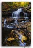 Onondaga Falls Swirl