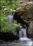 Small falls above Glen Alpine Springs