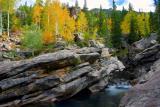 Small creek along Indendence Pass