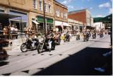 CRF 1996 Parade Bikers