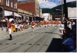 CRF 1996 Richwood Marching Band