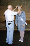 CRN 1996 Sweetheart Sarah Weitzel and Bob Smith !