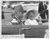 RADM and Mrs E B Taylor USN Aug 14 1965