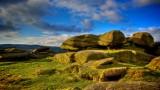 Ancient Weathered Rocks