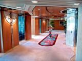 deck 9 elevator landing