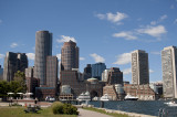 Boston and the Harbor Islands