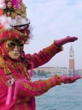 Florine à Venise 2008