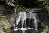 falls above pinnacle rock buttermilk