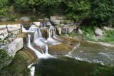lower falls taughannock