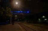 Warten auf den Nachtzug - Waiting for the nighttrain