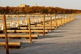 Veterans Park marina