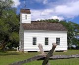 Haw Creek Church, Round Top, Texas