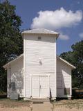 Country church, Bastrop Co., TX