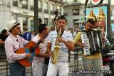 Street Jazz Band - Plaza Puerto del Sol