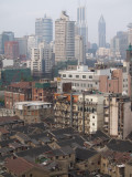 Old and new in Shanghai