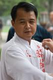 Practicing Tai Chi -2