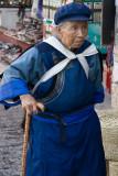 Naxi woman - Lijiang