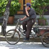 Chinese man in Dali