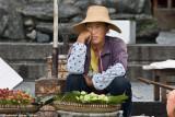 Fruit seller - Dali