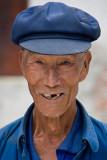 Man in a Bai-village near to Dali