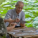 Playing cards - Yangshuo - China