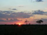 Sunset at Chapada dos Guimaraes