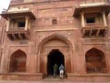 Jodhai Bai's Palace (named after Akbar's favorite wife)