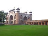 Taj Mahal entrance gateway