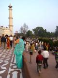 Indian attire:  Saris