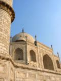 Taj Mahal (front left)