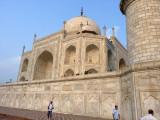 Taj Mahal (left front)
