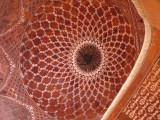 Taj Mosque ceiling