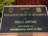 Khajuraho welcome