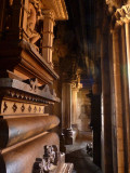 Lakshman Temple interior