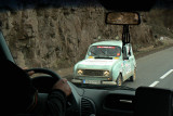 Renault 4 Rally to Marrakech
