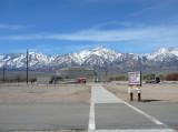 Manzanar Relocation Camp National Historic Site