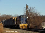 BB 9 at Gordonsville signal