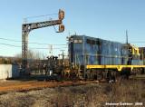 BB 9 pushing north to Orange, VA