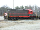 BB #11 sits with a fresh coat of paint in Doswell