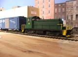 Virginia Blue Ridge Railroad SW1 #10