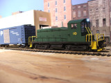 VBR SW1 #10 Walthers with DCC and custom handrailings